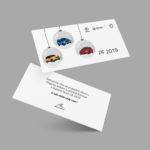 PF 2019 - PFka s ručne kreslenými ilustráciami áut